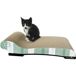Imperial Cat Chaise Scratch 'n Shape, Mint Julep