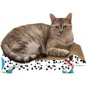 Imperial Cat Dalmatian Scratch 'n Shape, Small