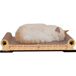 Imperial Cat Scratch 'n Shape Sofa, Giraffe