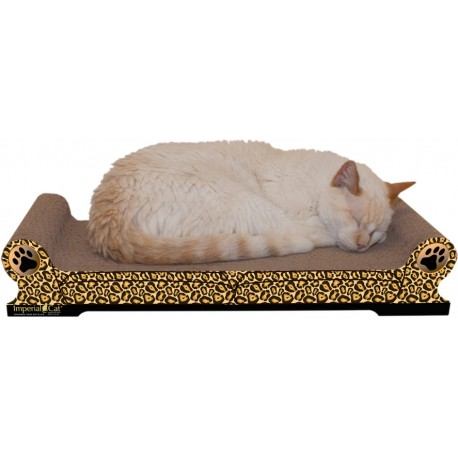 Imperial Cat Scratch 'n Shape Sofa, Jaguar