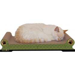 Imperial Cat Scratch 'n Shape Sofa, Peacock