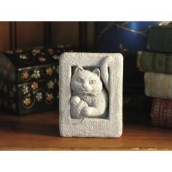 Kitty Mini Plaque