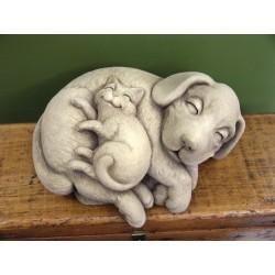 Puppy Love Decorative Stone