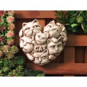 For the Love of Cats Garden Stone