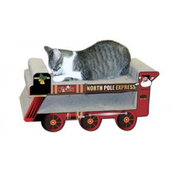 M.A.X. North Pole Express Cat Scratcher
