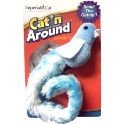 Cat 'n Around Crinkle Tail Catnip Bird Toy