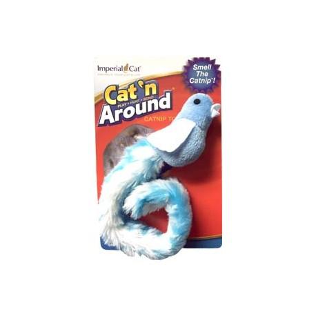 Cat 'n Around Crinkle Tail Catnip Bird Toy