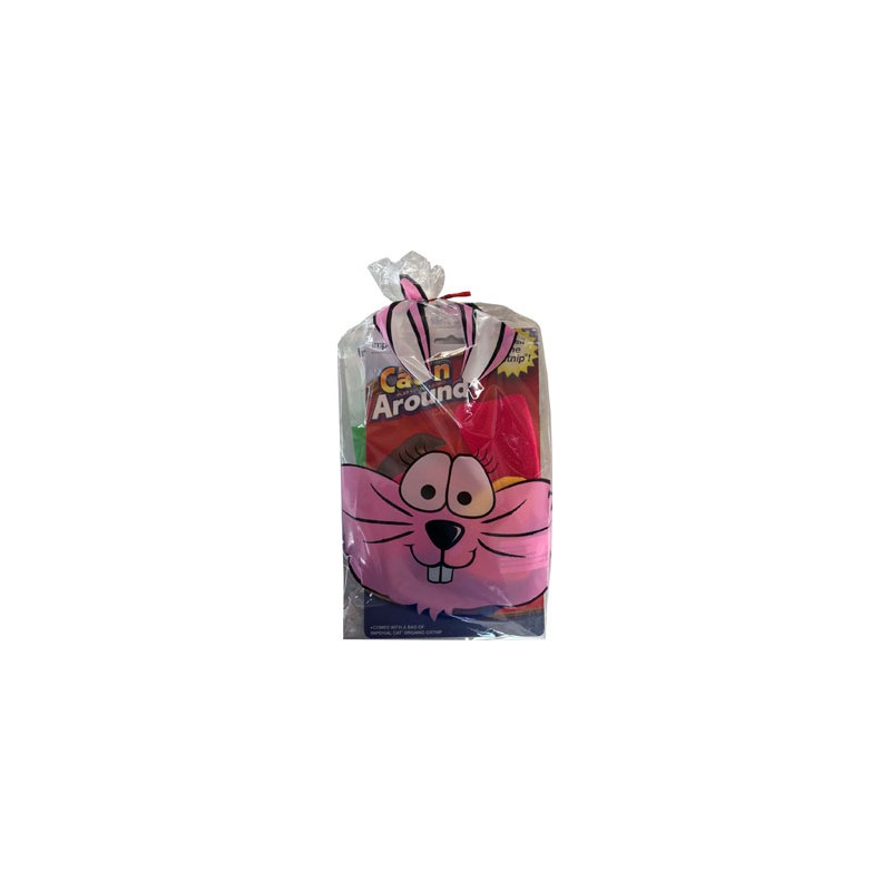 Gift Bag Toys : Imperial cat easter catnip toy gift bag claws inc