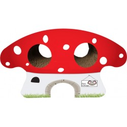 Medium Mushroom Ship Small Animal Habitat Enhancers