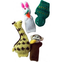 Yarnimals, Set of 4