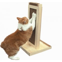 Deluxe Stand Up Cat Scratcher