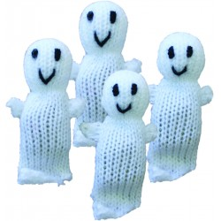 Yarnimals Ghosts, Set of 4