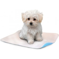 Lennypads Ultra Absorbent Washable Dog Pads, White