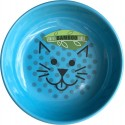 VanNess Ecoware Cat Dish, 8oz- assorted colors