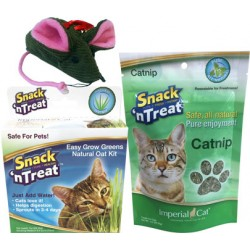Fun Assortment Of Cat Products!