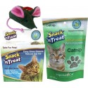 Imperial Cat Cat Toy and Treat Gift Bag