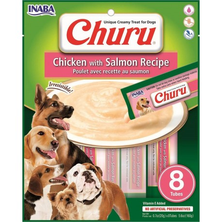 Creamy texture and savory flavor dogs love