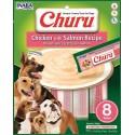 Dog Churu, Chicken with Salmon