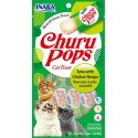 Churu Pops Cat Treat - 4 / 0.54 oz tubes
