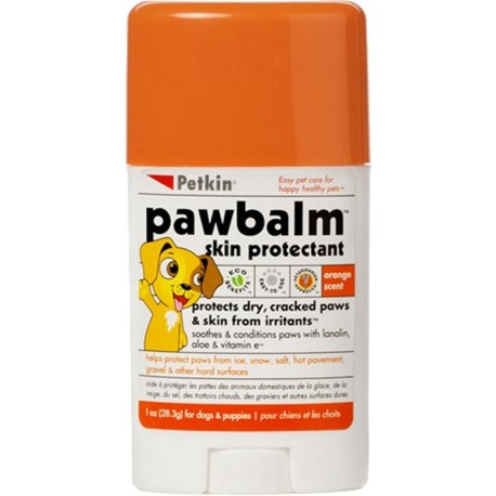 Helps Protect Paws From Ice, Snow, Salt, Hot Pavement, Gravel & Other Hard Surfaces. Apply Daily To Paws Or Dry Skin To Help Soo