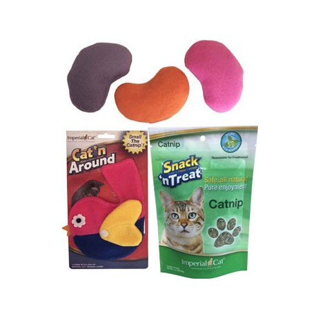 Imperial Cat Easter Catnip Toy Gift Bag