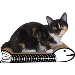 M.A.X. Halloween Fishbone Cat Scratcher