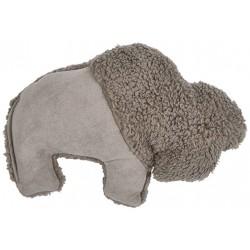 Sturdy Big Sky Bison Dog Toy