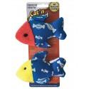 Catnip Fish, 2 pack