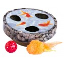Hide & Seek Wobble Pond Cat Toy