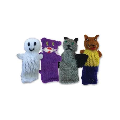 Catnip Filled Halloween Creatures!