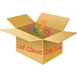 Non-Subscription Cat Claws Club Box