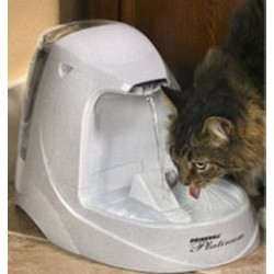 Drinkwell Pet Fountain Platinum with Free Filter