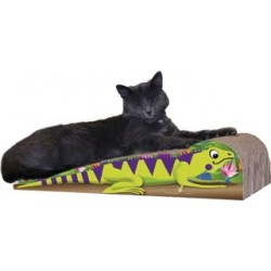 M.A.X. Large Iguana Cat Scratcher