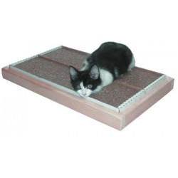 Double Tray Cat Scratcher Combo