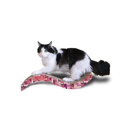 Your cat will fall in love with our scratcher!