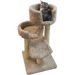 Three Tiered Cat Tree