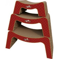 M.A.X. Scratch 'N Snooze Cat Scratcher Set