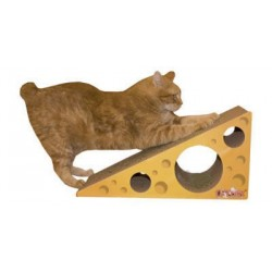 M.A.X. Large Cheese Cat Scratcher