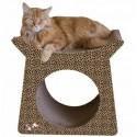 M.A.X. Tower Tunnel Cat Scratcher
