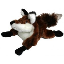 Frankie Fox Dog Toy
