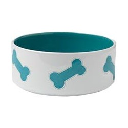 Kool Bones Dog Bowl, 3.5 cup