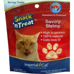 Imperial Cat Shrimp Treats, .5 oz.