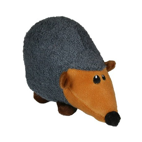 A cute little hedgehog pal for your playful pooch!