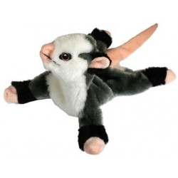 Polly Opossum Dog Toy