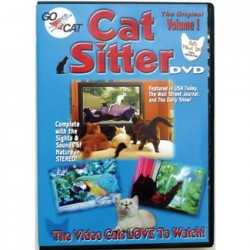 Cat Sitter DVD Vol. 1