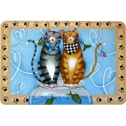 Fishin' Kitties Placemat