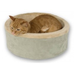 Thermo Kitty Bed, Sage