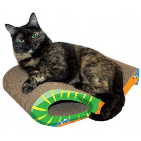 M.A.X. Small Snail Cat Scratcher