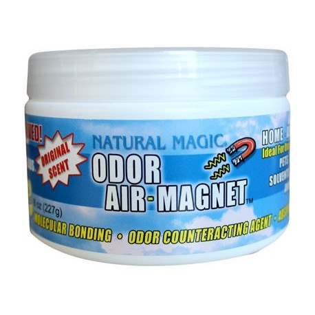 Makes odors disappear!