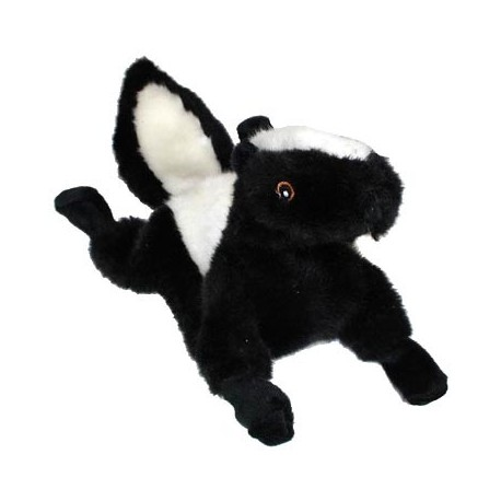Suzie Skunk Dog Toy